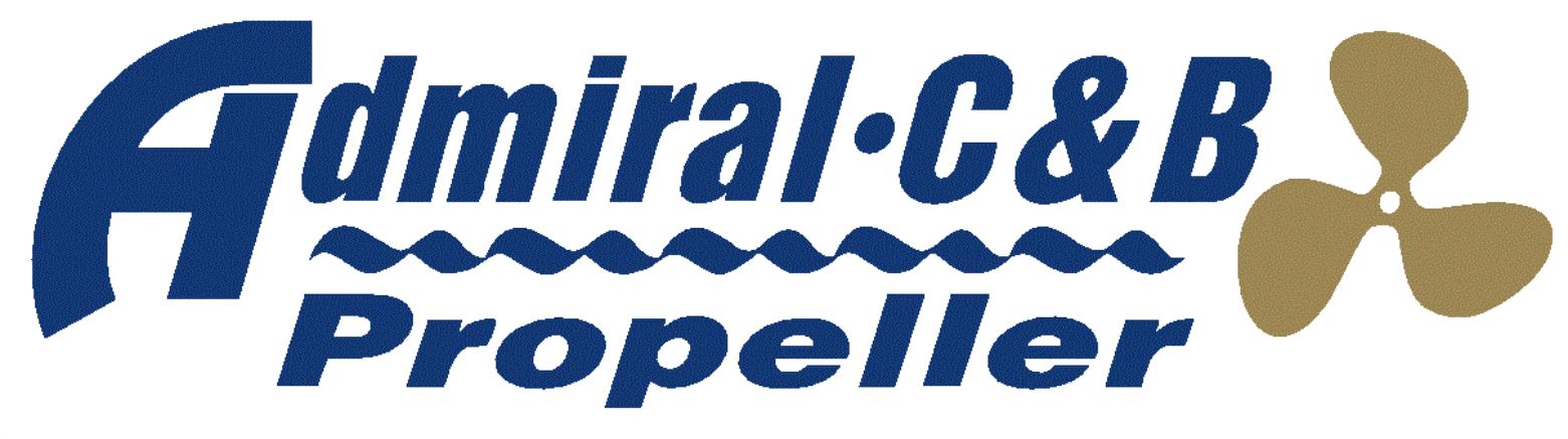 ADMIRAL – C&B PROPELLER