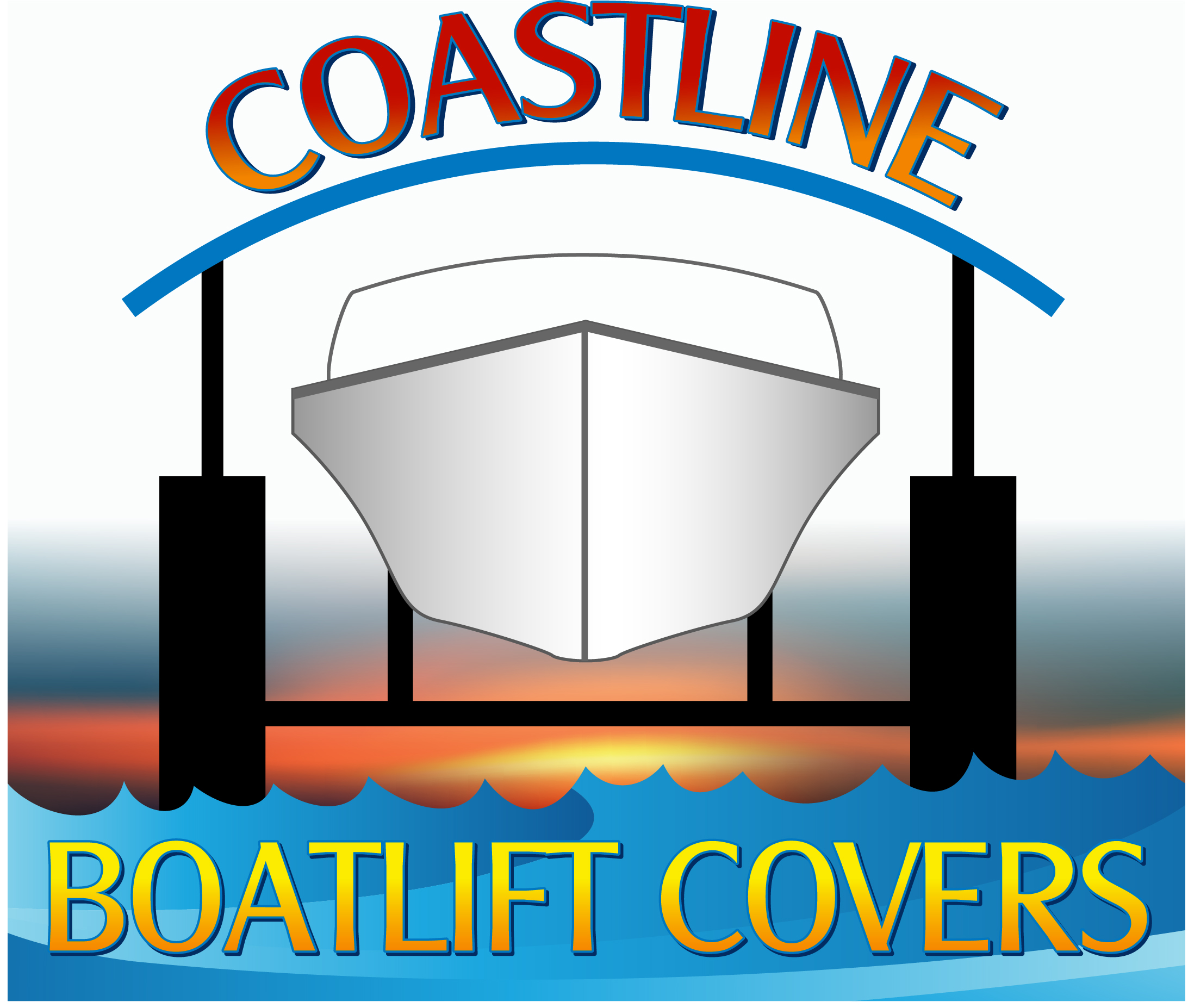 COASTLINE BOAT LIFT COVERS