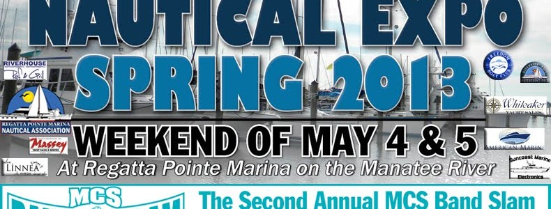 Manatee County's biggest nautical event coming in early May!