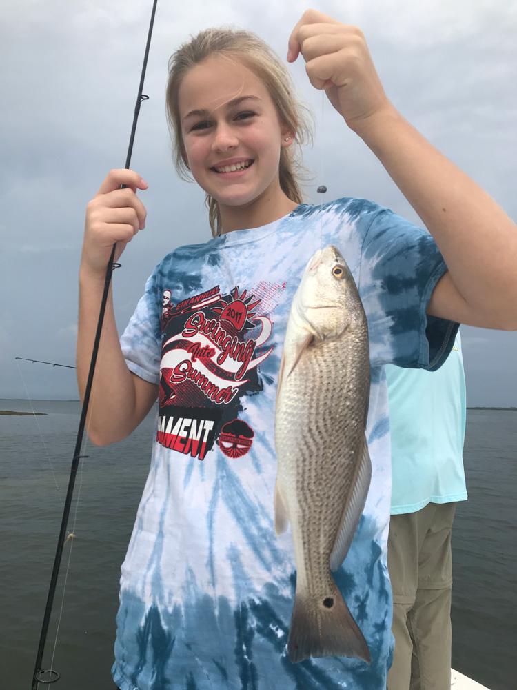 Ally Redfish