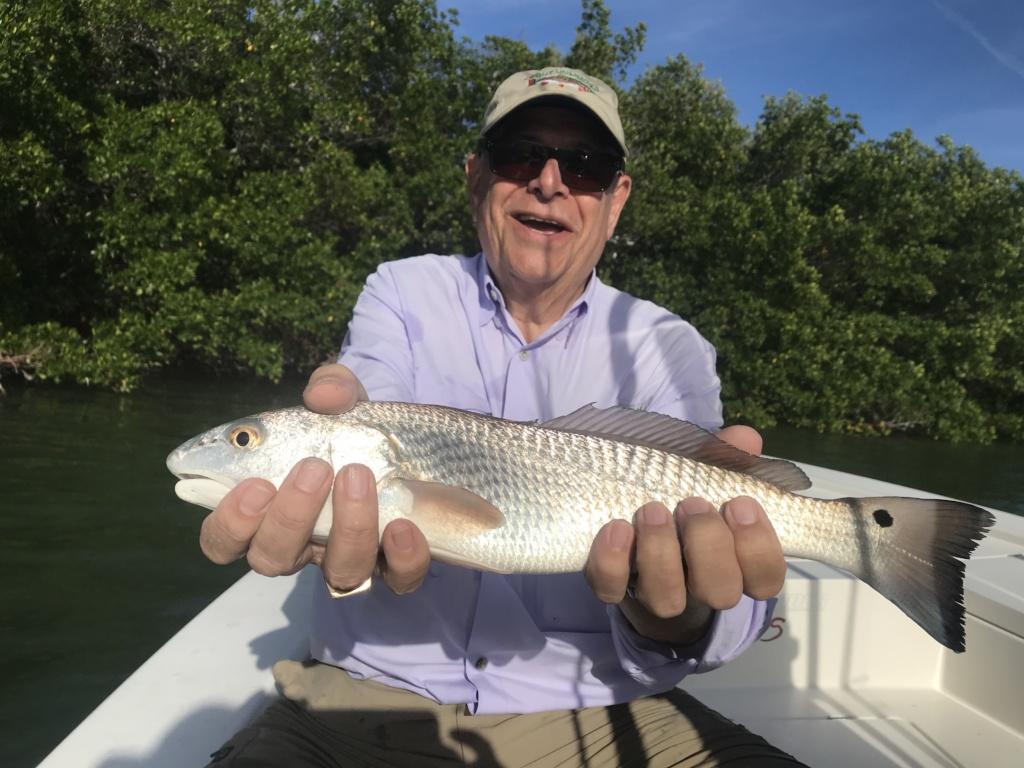 Redfish catch 2