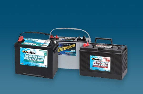 3 Deka Batteries