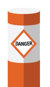 Danger Aid Symbol