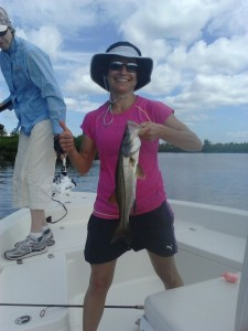 Emily's Snook Usseppa