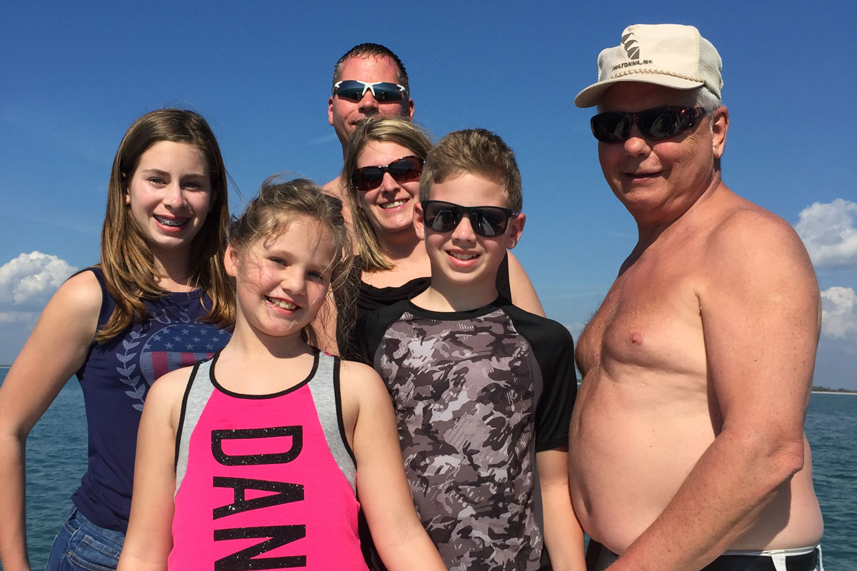 The Hager Family