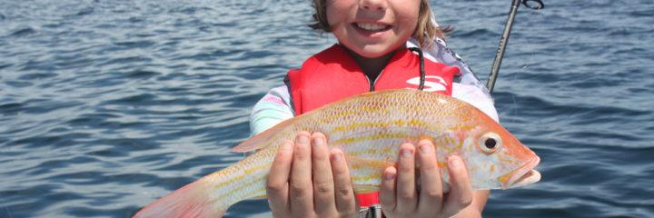 Captain Larry's Lane Snapper Fishing Report