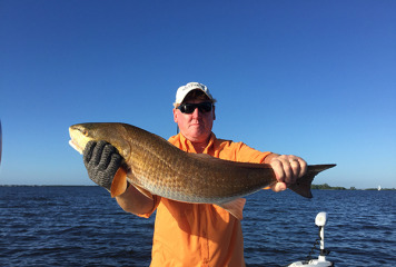 """""""The last couple of weeks produced lots of good fishing."""" Says Captain Terry"""