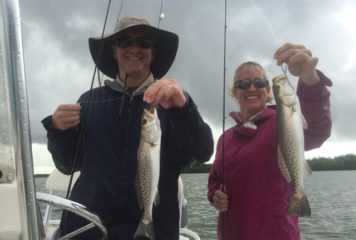 Captain Terry Fisher's 4th of July Fishing Report