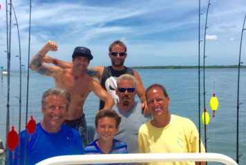 Captain Terry Fisher's SW Florida Fishing Report