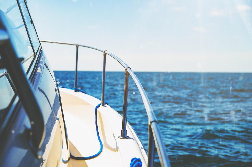 Boating Staycation