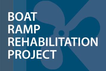 Boat Ramp Rehabilitation Project