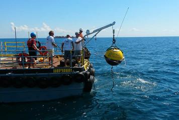 New Waverider Buoy Supports Harbor Pilots
