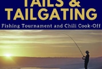 Tails & Tailgating Fishing Tournament and Chili Cook-Off