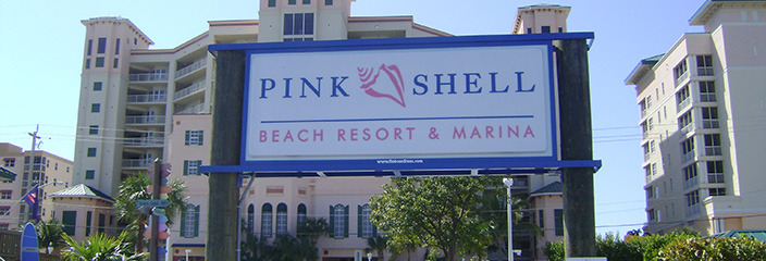 Cape Coral Cruise Club's cruise to the Pink Shell Marina.