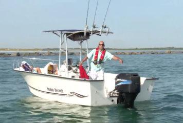 Boating Etiquette: Helping a stranded vessel